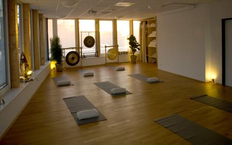 Yogazentrum Waldkirch, Yogaraum